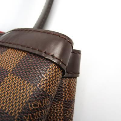 Louis Vuitton Damier Ebene Canvas Hampstead MM Bag 357234 - 8