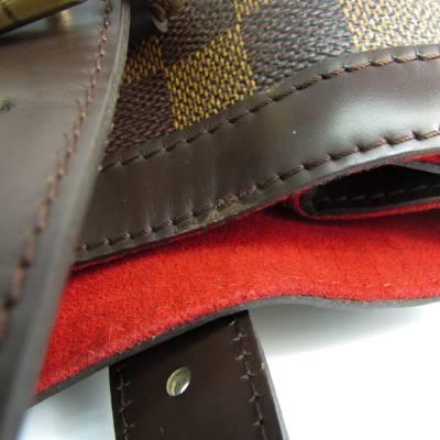 Louis Vuitton Damier Ebene Canvas Hampstead MM Bag 357234 - 9