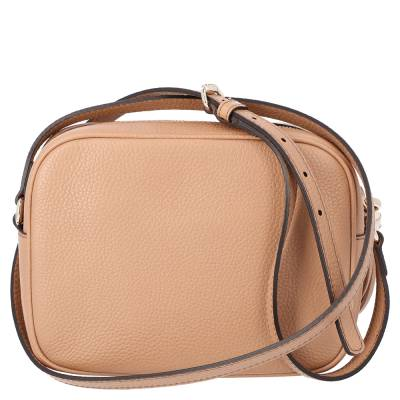 Gucci Brown Leather Soho Small Disco Bag 359592 - 2