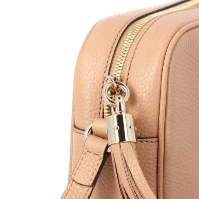 Gucci Brown Leather Soho Small Disco Bag 359592 - 4