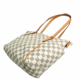 Louis Vuitton Damier Azur Canvas Totally PM Bag 357228