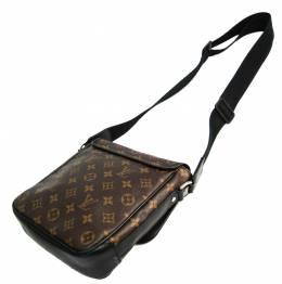 Louis Vuitton Monogram Canvas Macassar Bass PM Bag 357227