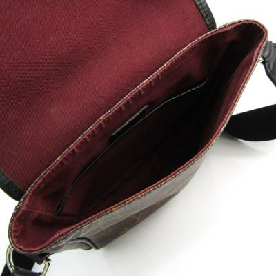 Louis Vuitton Monogram Canvas Macassar Bass PM Bag 357227 - 2