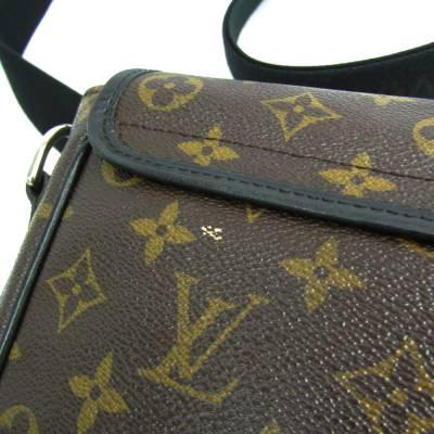 Louis Vuitton Monogram Canvas Macassar Bass PM Bag 357227 - 7