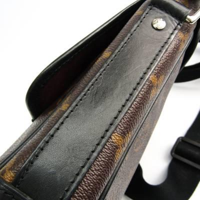 Louis Vuitton Monogram Canvas Macassar Bass PM Bag 357227 - 9
