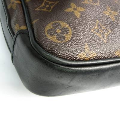 Louis Vuitton Monogram Canvas Macassar Bass PM Bag 357227 - 10