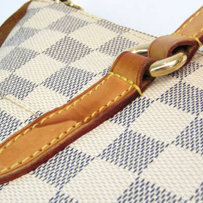 Louis Vuitton Damier Azur Canvas Totally PM Tote Bag 357222 - 9
