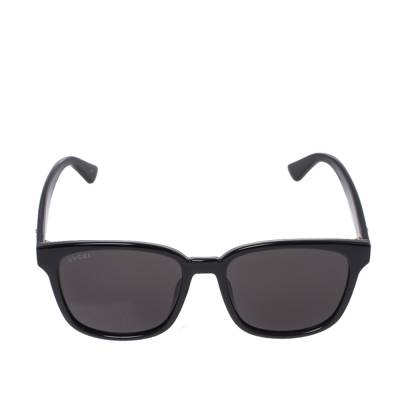 Gucci Black GG0637SK Square Frame Oversized Sunglasses 357027 - 1