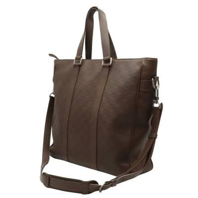 Louis Vuitton Damier Infini Leather Tadao Tote Bag 357497 - 1