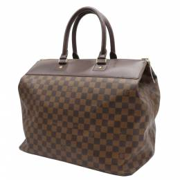 Louis Vuitton Damier Ebene Canvas Greenwich PM Bag 357490