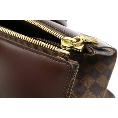 Louis Vuitton Damier Ebene Canvas Greenwich PM Bag 357490 - 4