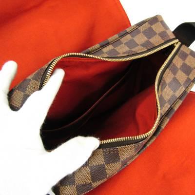 Louis Vuitton Damier Ebene Canvas Naviglio Bag 357274 - 3