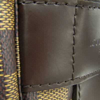 Louis Vuitton Damier Ebene Canvas Naviglio Bag 357274 - 6