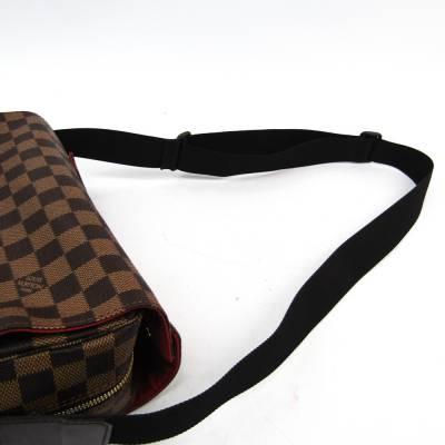 Louis Vuitton Damier Ebene Canvas Naviglio Bag 357274 - 8
