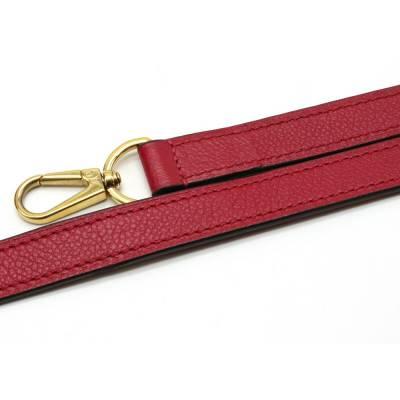 Louis Vuitton Red Monogram Empreinte Montaigne BB Bag 357470 - 6