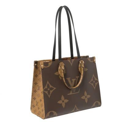 Louis Vuitton Reverse Monogram Canvas Giant Onthego MM Bag 360215 - 2