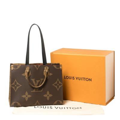 Louis Vuitton Reverse Monogram Canvas Giant Onthego MM Bag 360215 - 9