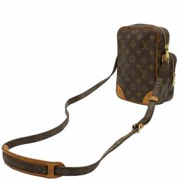 Louis Vuitton Monogram Canvas Amazon Bag 357486