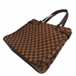 Louis Vuitton Damier Ebene Canvas Uzes Bag 357266