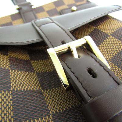 Louis Vuitton Damier Ebene Canvas Uzes Bag 357266 - 6