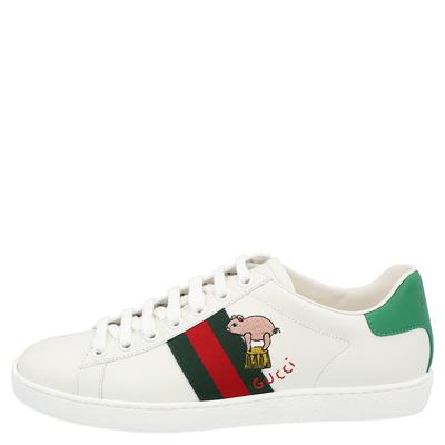 Gucci Ace Kitten Sneakers Size EU 40 359600 - 1