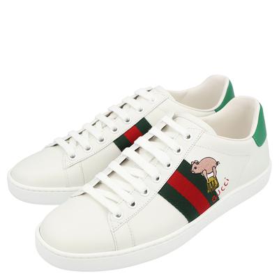 Gucci Ace Kitten Sneakers Size EU 40 359600 - 3