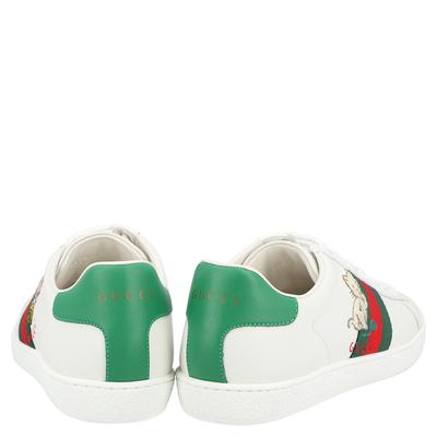 Gucci Ace Kitten Sneakers Size EU 40 359600 - 4