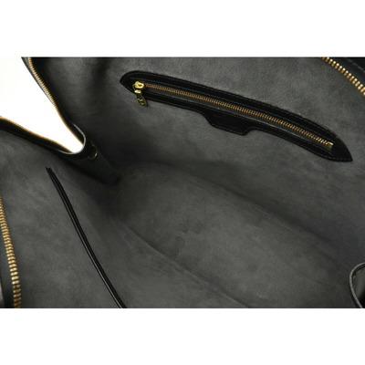 Louis Vuitton Black Epi Leather Lussac Tote Bag 357624 - 2