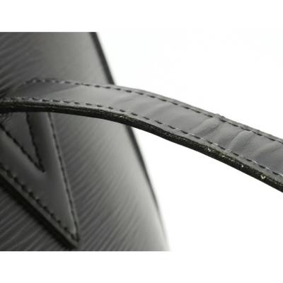 Louis Vuitton Black Epi Leather Lussac Tote Bag 357624 - 3