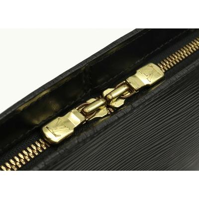 Louis Vuitton Black Epi Leather Lussac Tote Bag 357624 - 6