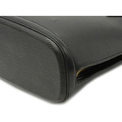 Louis Vuitton Black Epi Leather Lussac Tote Bag 357624 - 8