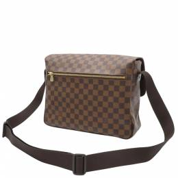 Louis Vuitton Damier Ebene Canvas Melville Bag 357493