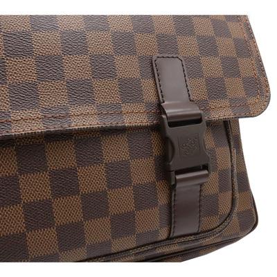 Louis Vuitton Damier Ebene Canvas Melville Bag 357493 - 7