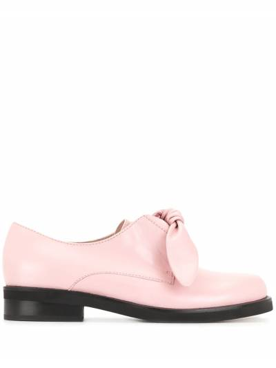Coliac bow-front leather loafers CL2214 - 1