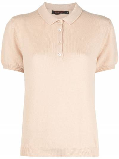 Incentive! Cashmere knitted polo shirt AR05POLCA - 1