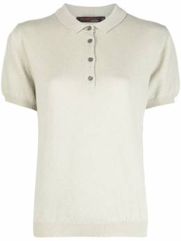 Incentive! Cashmere knitted polo shirt AR05POLCA