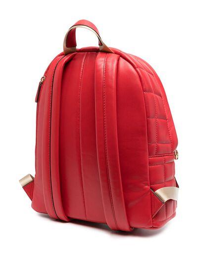 MICHAEL Michael Kors chain-detail Slater backpack 30H0G04B2T - 3