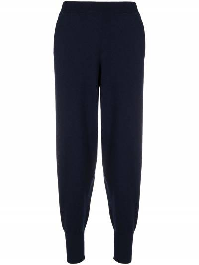 Stella McCartney knitted tapered trousers 602898S2242 - 1