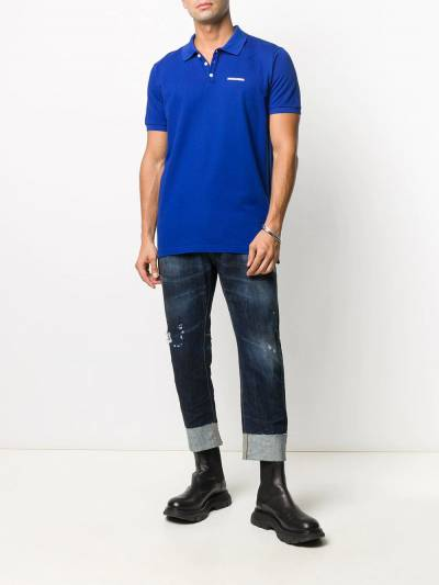 Dsquared2 рубашка поло S74GL0048S22743 - 2