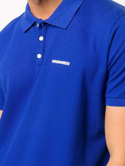 Dsquared2 рубашка поло S74GL0048S22743 - 5