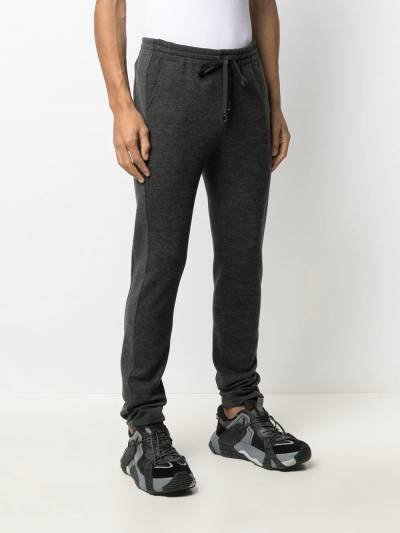Dolce&Gabbana спортивные брюки кроя слим GWL6ATFM7CA - 3