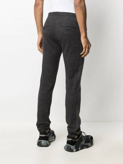 Dolce&Gabbana спортивные брюки кроя слим GWL6ATFM7CA - 4