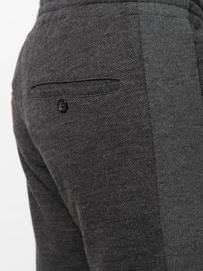 Dolce&Gabbana спортивные брюки кроя слим GWL6ATFM7CA - 5