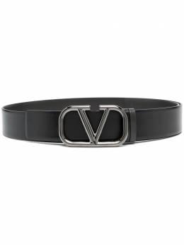Valentino Garavani ремень с пряжкой VLogo UY0T0Q87YYF
