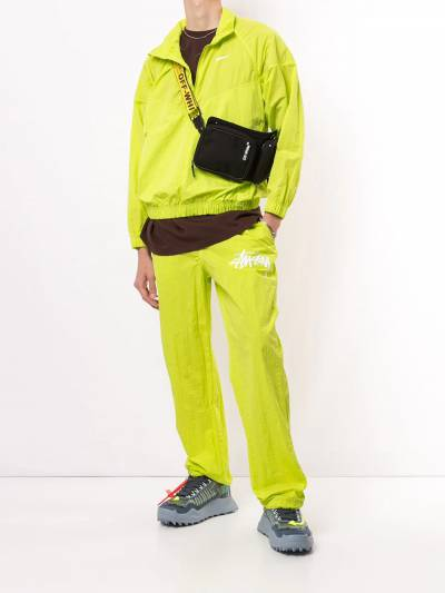 Nike спортивные брюки из коллаборации с Stüssy CT4316308 - 2