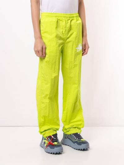 Nike спортивные брюки из коллаборации с Stüssy CT4316308 - 3
