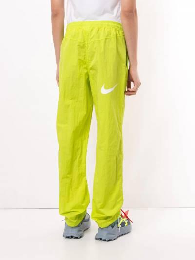 Nike спортивные брюки из коллаборации с Stüssy CT4316308 - 4