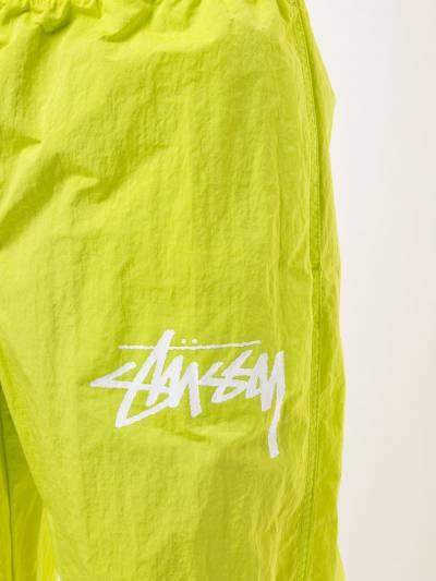 Nike спортивные брюки из коллаборации с Stüssy CT4316308 - 5