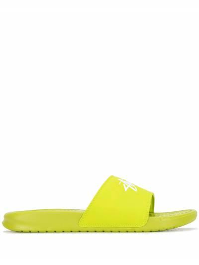 Nike шлепанцы Benassi x Stussy CW2787300 - 1