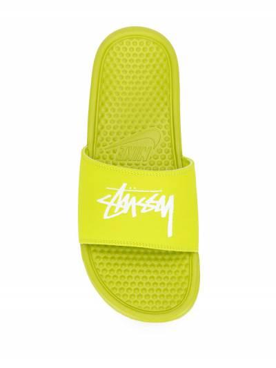 Nike шлепанцы Benassi x Stussy CW2787300 - 4